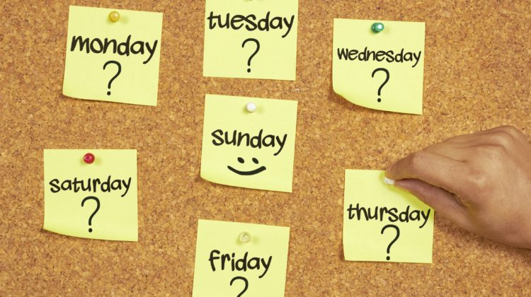 The Best Day Of The Week To Do Everything (…If You Want To Save Money & Time)