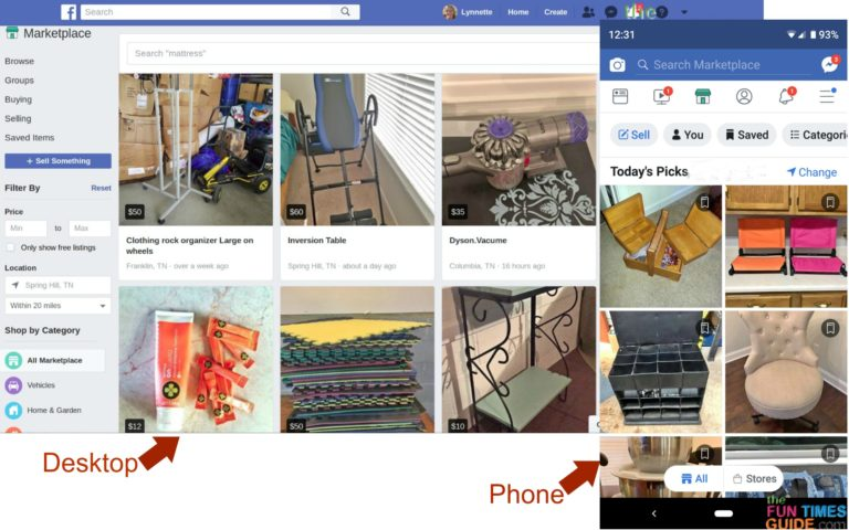 selling on facebook marketplace an experienced seller shows how to post items for sale 20. Black Bedroom Furniture Sets. Home Design Ideas