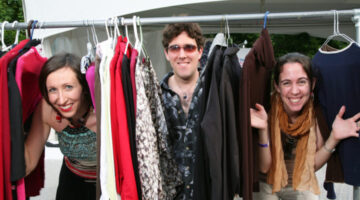 Hosting a clothes swap party! photo by sfllaw on Flickr
