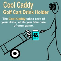 Cool Caddy drink holder