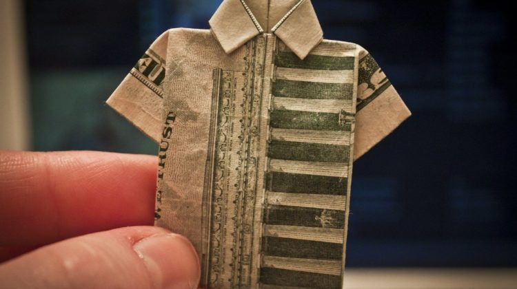 How To Fold Dollar Bills Into Fun Shapes & Faces: No Fancy Money Envelopes Needed!