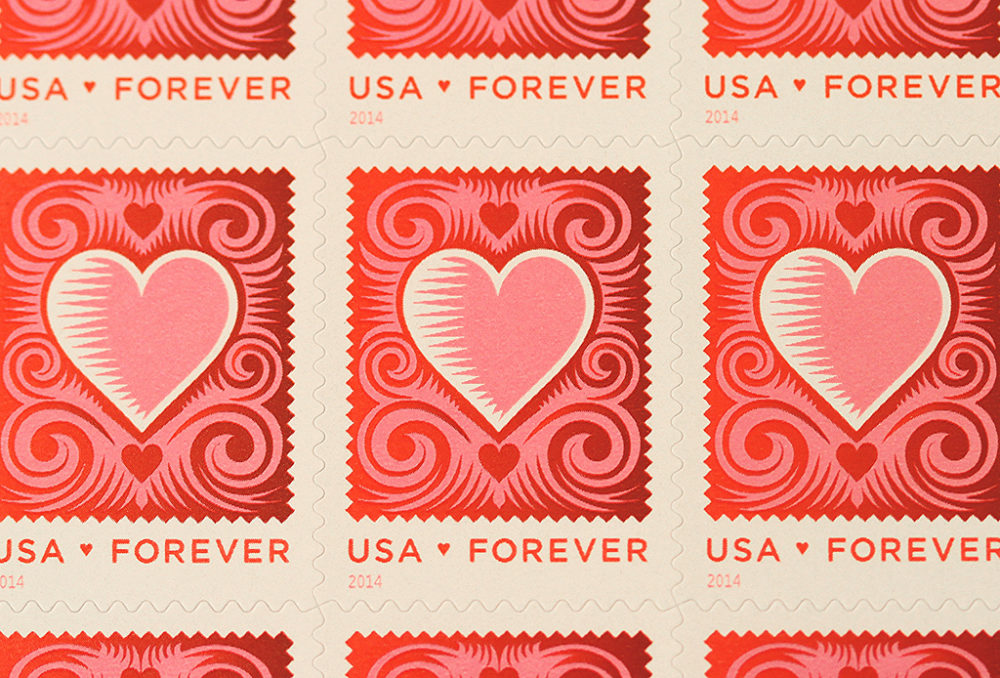Us Postage For  Ounce Letter