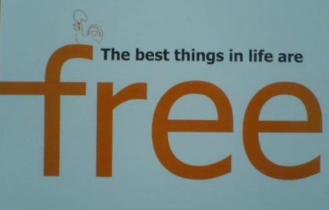 freebies and other free stuff