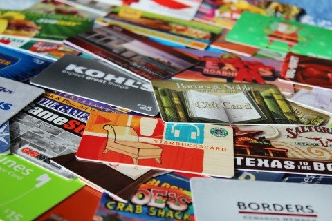make sure to check your gift card balance before attempting to use it at the retailer
