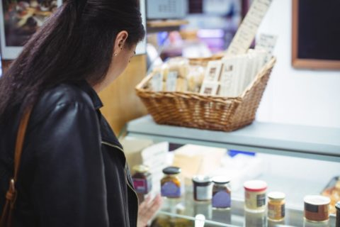 Are high prices causing you to buy less?