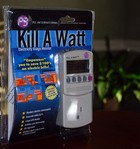 Kill A Watt Energy Tester… A Fun Gadget To Help You Go Green?