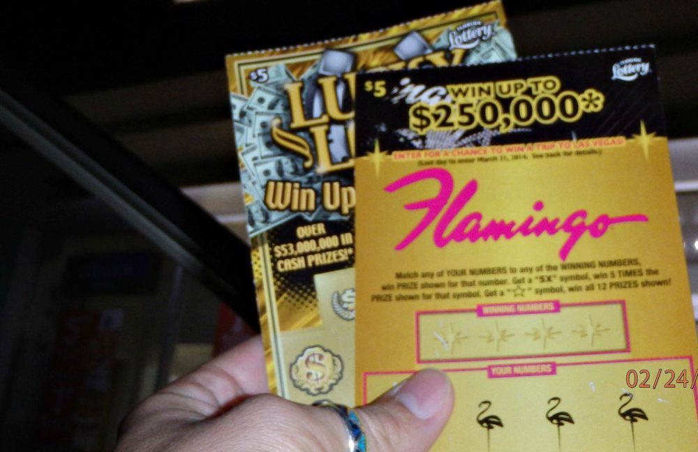 Buying Scratch Off Tickets? 5 Secrets To Winning Lottery Scratch Off