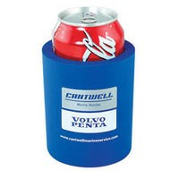 hard foam can koozies - polar foam personalized koozies