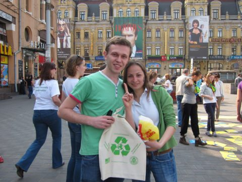 Where can you save money bringing your own reusable bags?