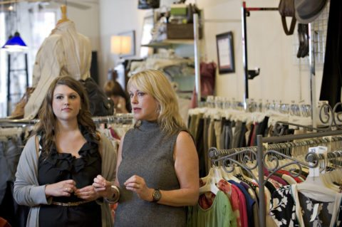 the pros and cons of buying and selling at clothing consignment stores