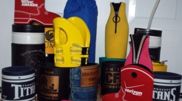 Everything You Could Possibly Want To Know About Personalized Koozies + How To Order Custom Koozies
